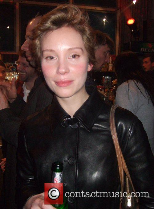 Franziska Petri Aftershow-party for the premiere of Das...