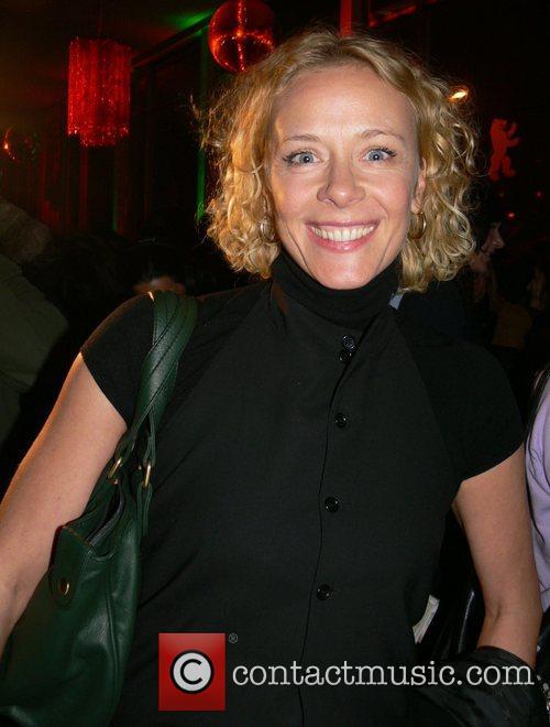 Katja Riemann Aftershow-party for the premiere of Das...
