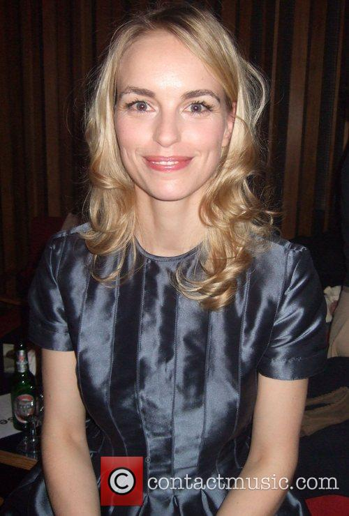 Nina Hoss Aftershow-party for the premiere of Das...