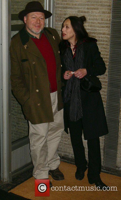 Rainer Kaufmann, Lizzy Bates Premiere of Das Herz...