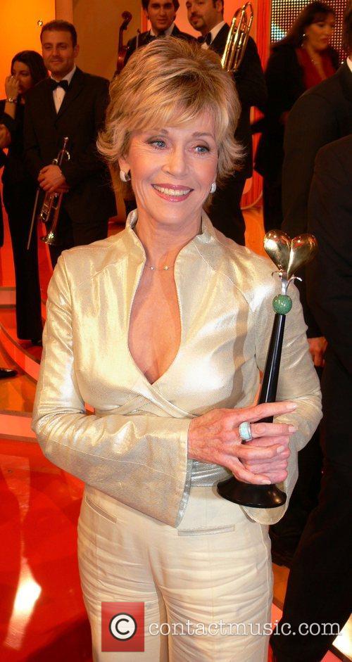 Jane Fonda Kinder