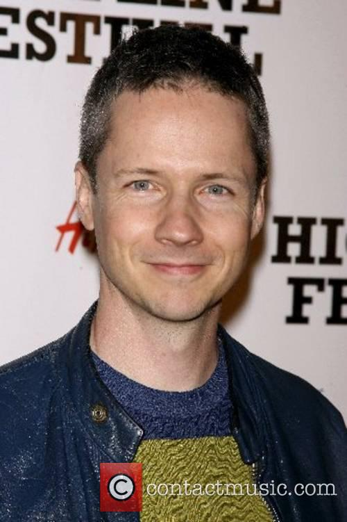 John Cameron Mitchell H&M high line festival opening...