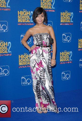 Vanessa Hudgens High School Musical 2 - premiere...
