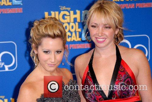 Ashley Tisdale and Jennifer Tisdale High School Musical...