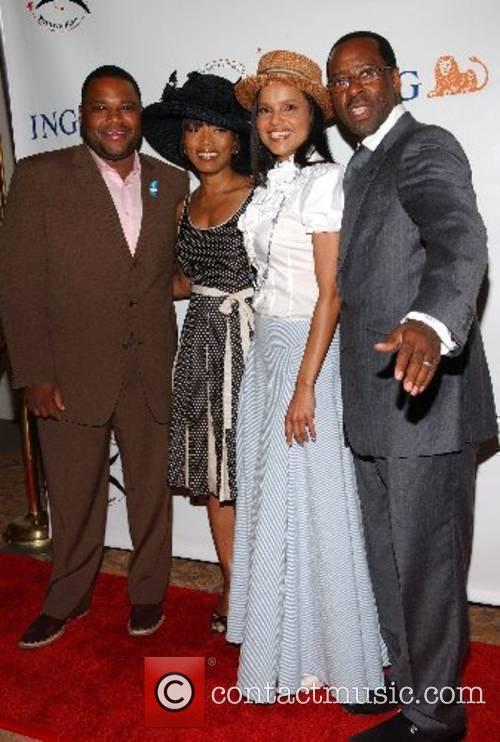 Anthony Anderson, Angela Bassett, Victoria Rowell and Courtney...