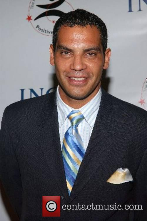 Mark Anthony Vazquez High Tea At Noon Charity...