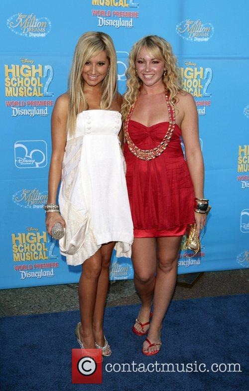Ashley Tisdale, Jennifer Tisdale Disney's 'High School Musical...