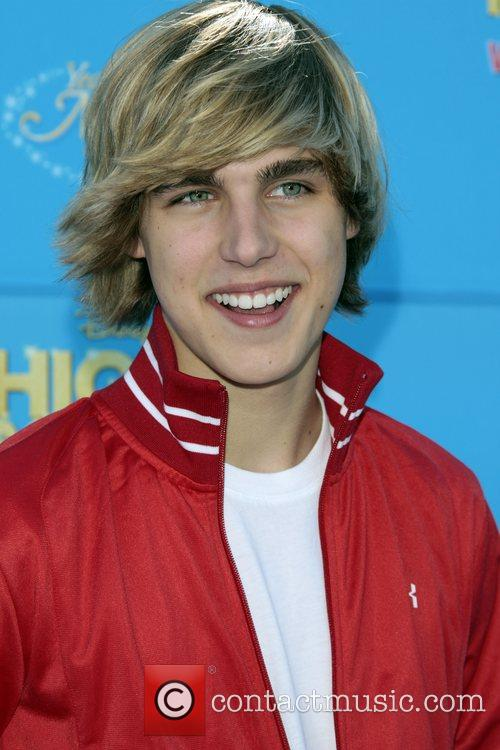 Cody Linley Disney's 'High School Musical 2' World...