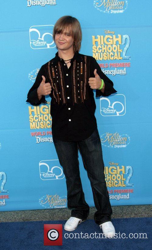 Jason Earle Disney's 'High School Musical 2' World...