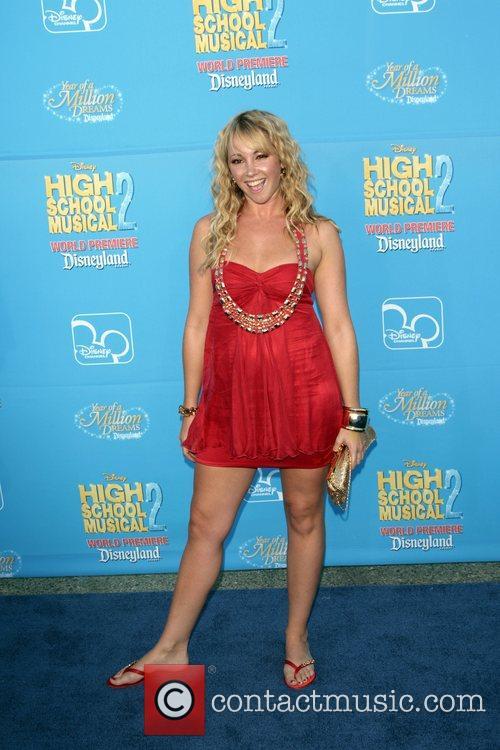 Jennifer Tisdale Disney's 'High School Musical 2' World...