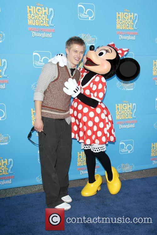 Lucas Grabel Disney's 'High School Musical 2' World...