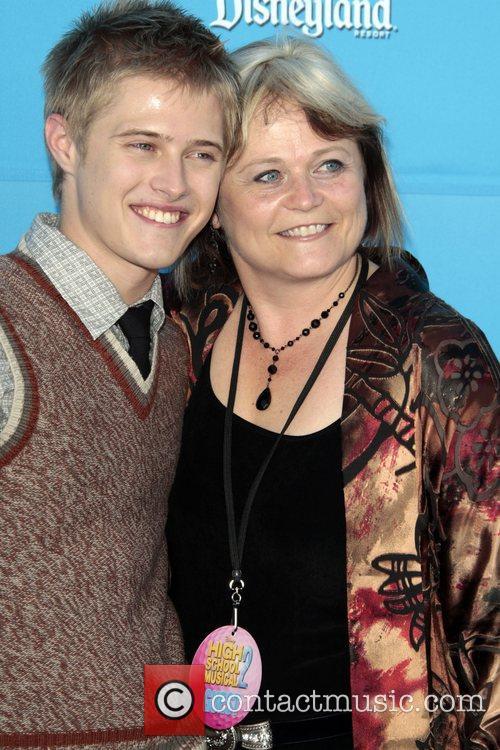 Lucas Grabel, Mother Disney's 'High School Musical 2'...