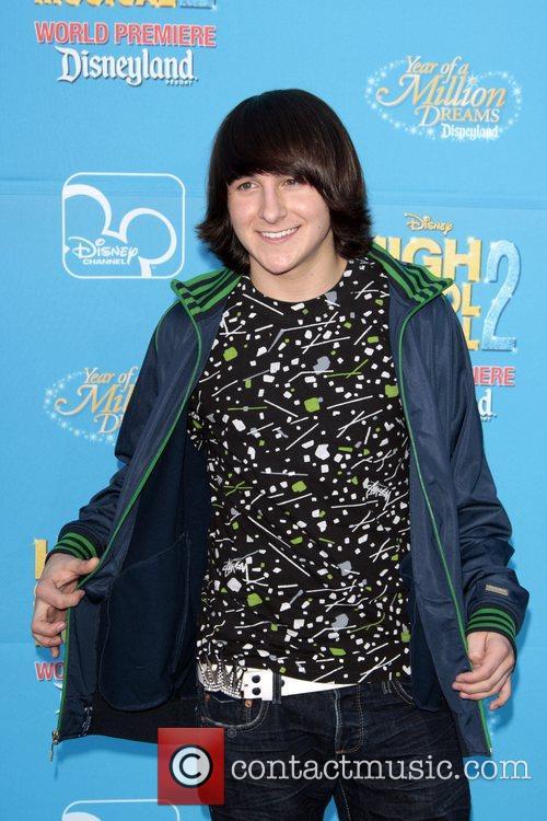 Mitchel Muso Disney's 'High School Musical 2' World...