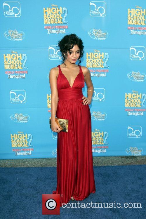 Vanessa Anne Hudgens Disney's 'High School Musical 2'...