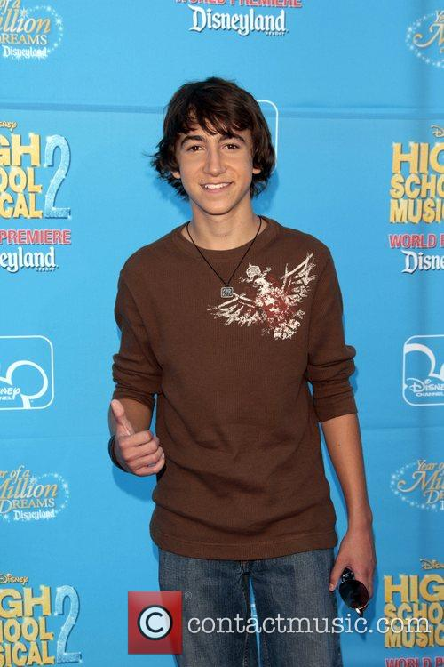 Vincent Martella Disney's 'High School Musical 2' World...