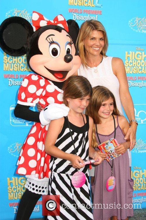 Minnie Mouse, Lori Loughlin, Olivia Jade, Isabella Rose...