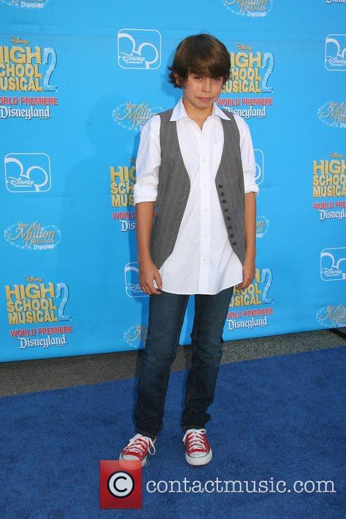 Disney's 'High School Musical 2' World Premiere -...