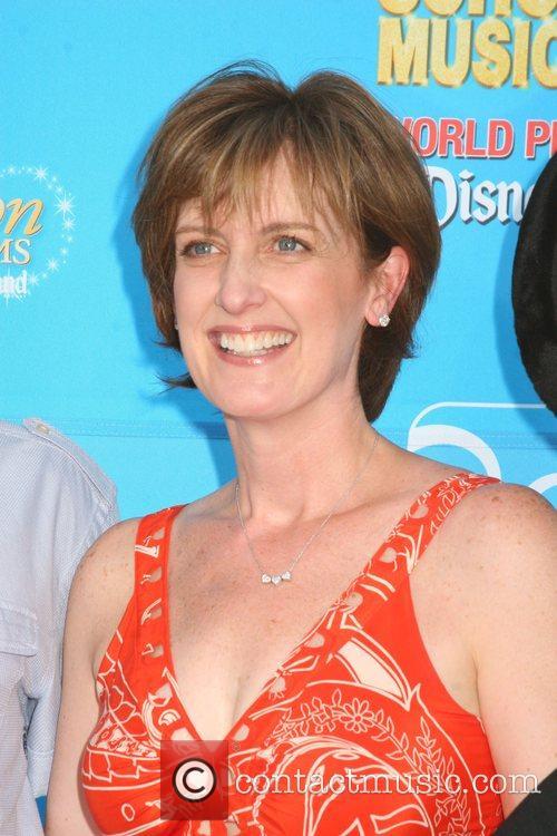 Anne Sweeney Disney's 'High School Musical 2' World...