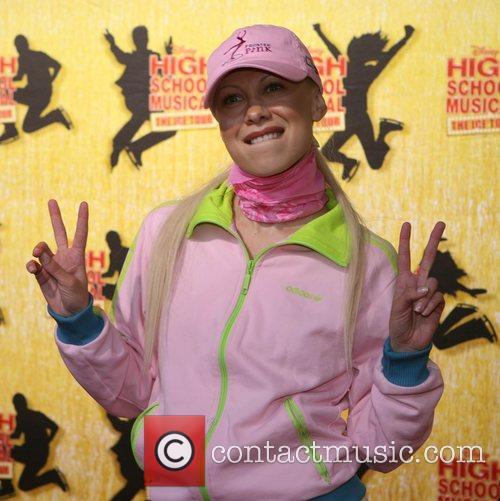 Oksana Baiul Gala of Disney's High School Musical:...