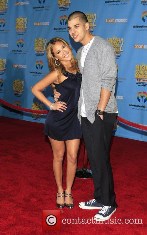 Adrienne Bailon and Guest Screening of the DVD...