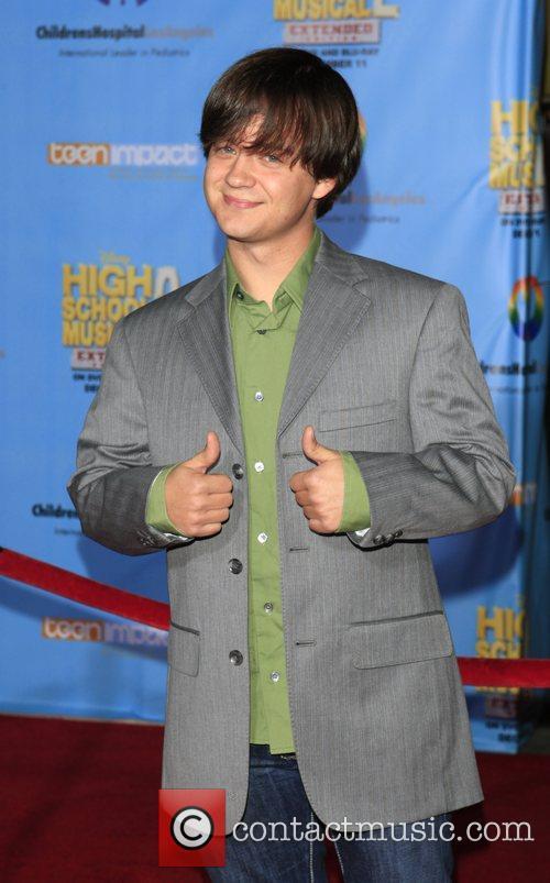 Screening of the DVD 'High School Musical 2'...
