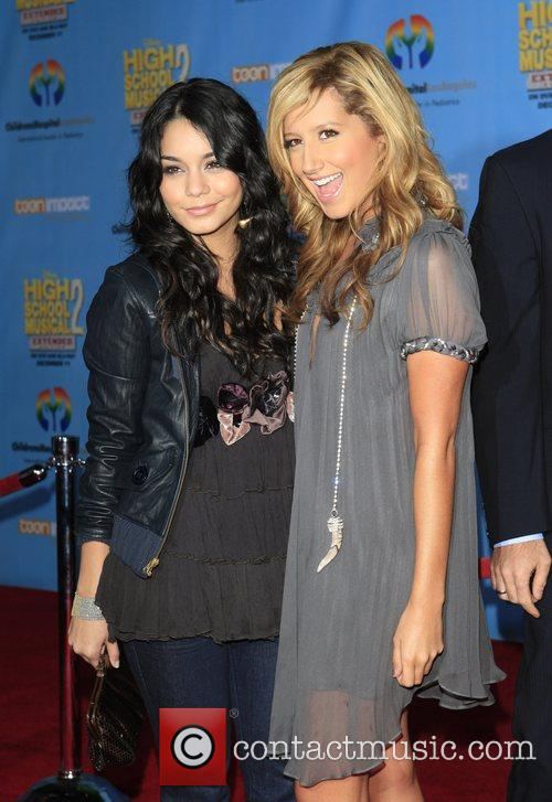 Vanessa Hudgens and Ashley Tisdale Screening of the...