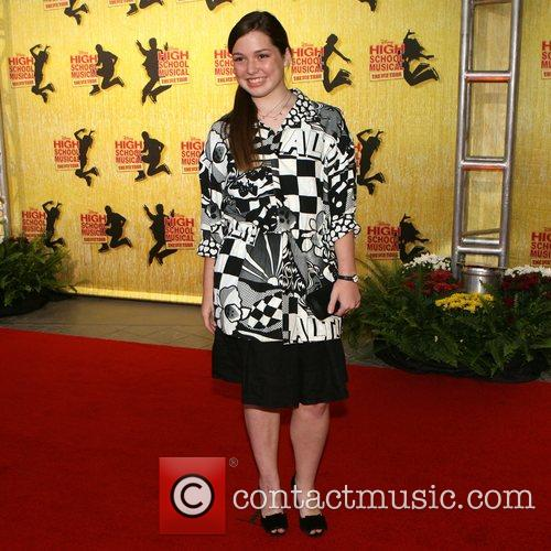 Jennifer Stone Gala of Disney's High School Musical:...