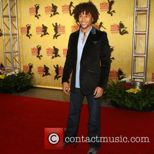 Corbin Bleu Gala of Disney's High School Musical:...