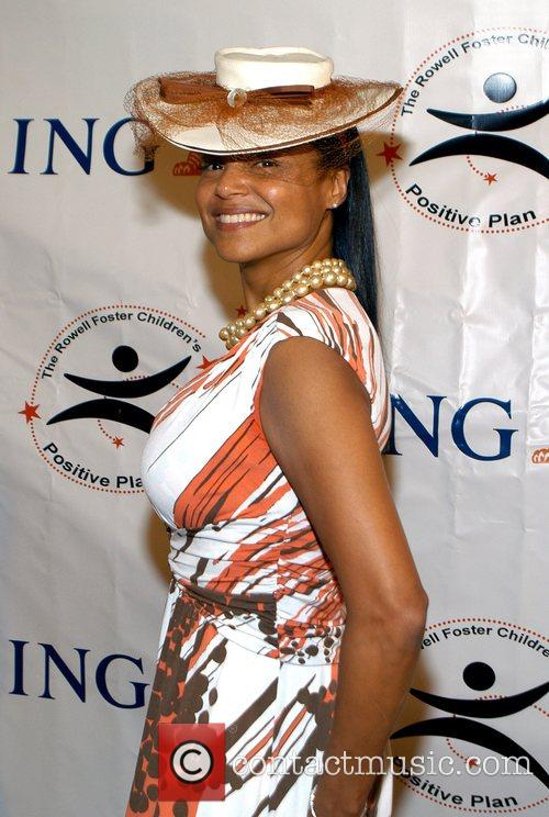 Victoria Rowell High Tea At Noon Charity event...