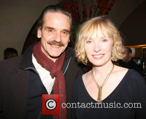 Jeremy Irons and Lindsay Duncan High Tide Festival...