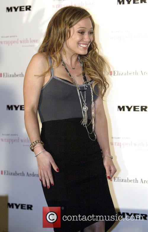 Hilary Duff 18
