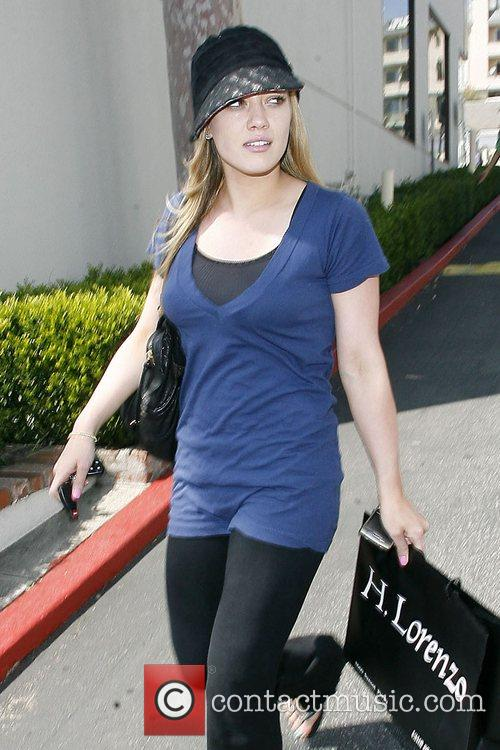 Hilary Duff Out and Hilary Duff 5
