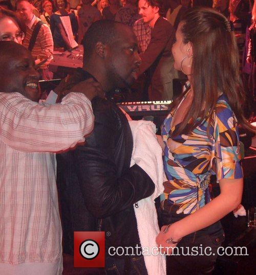 Jerry 'Wonder Duplessis, Wyclef Jean, guest Premiere of...