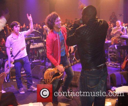 One-Two, Wyclef Jean Premiere of The Hilfiger Sessions...