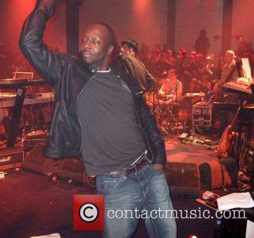 Wyclef Jean Premiere of The Hilfiger Sessions by...