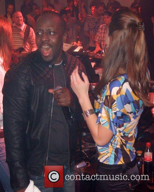Wyclef Jean, guest Premiere of The Hilfiger Sessions...