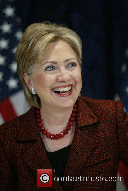 Hillary Clinton held a press conference at the...