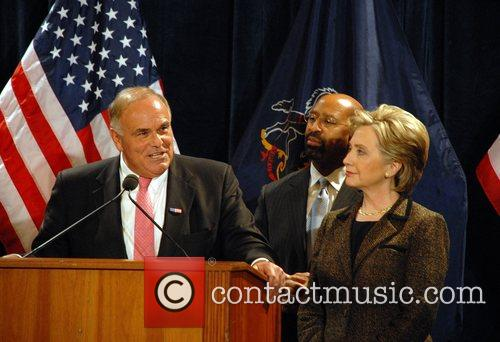 Ed Rendell and Hillary Clinton 6