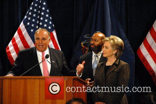 Ed Rendell and Hillary Clinton 7