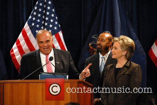 Ed Rendell and Hillary Clinton 2