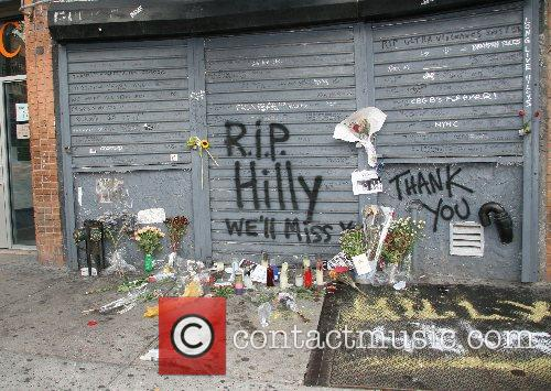 * PUNK ICON KRISTAL DEAD AT 75 HILLY...
