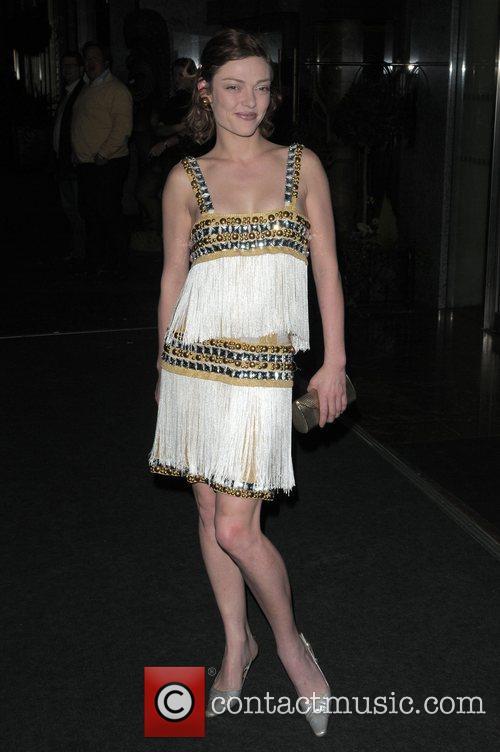 Camilla Rutherfond London Fashion Week Autumn/Winter 2008 -...