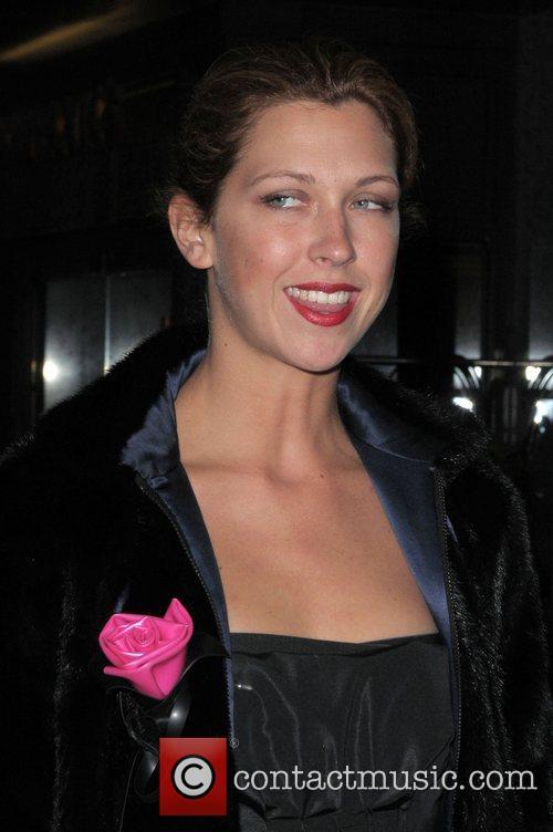 Margot Stilley London Fashion Week Autumn/Winter 2008 -...