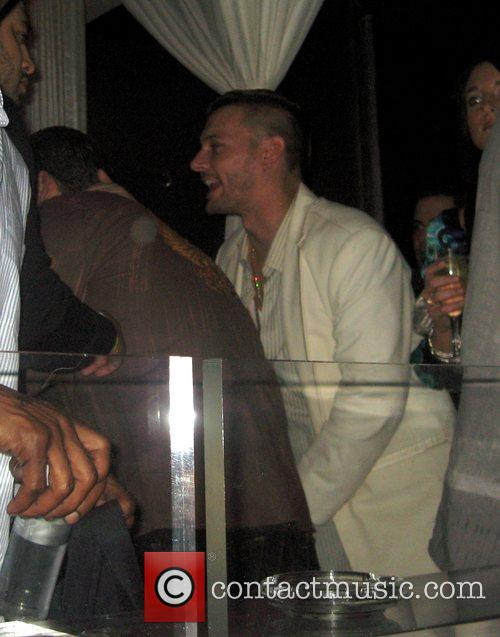 Kevin Federline and Paris Hilton 3