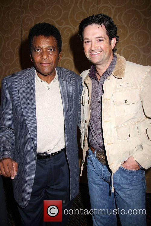 Charley Pride and Tracy Byrd