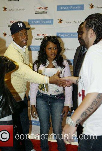 Russell Simmons and Lil Mo 4