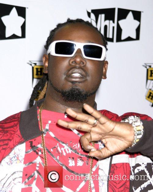 T-Pain  attends the 4th Annual