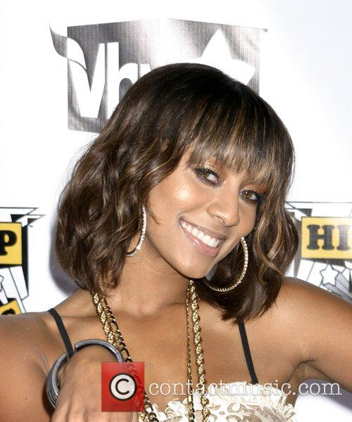 Keri Hilson attends the 4th Annual