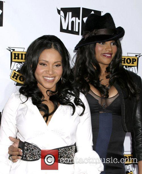 Cheryl James (Salt) and Sandra (Pepa) attends the...