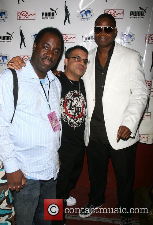 DJ Master Don, O C and Doug E...